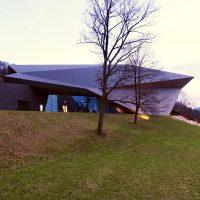 Il Festpielhaus costruito nel 2012