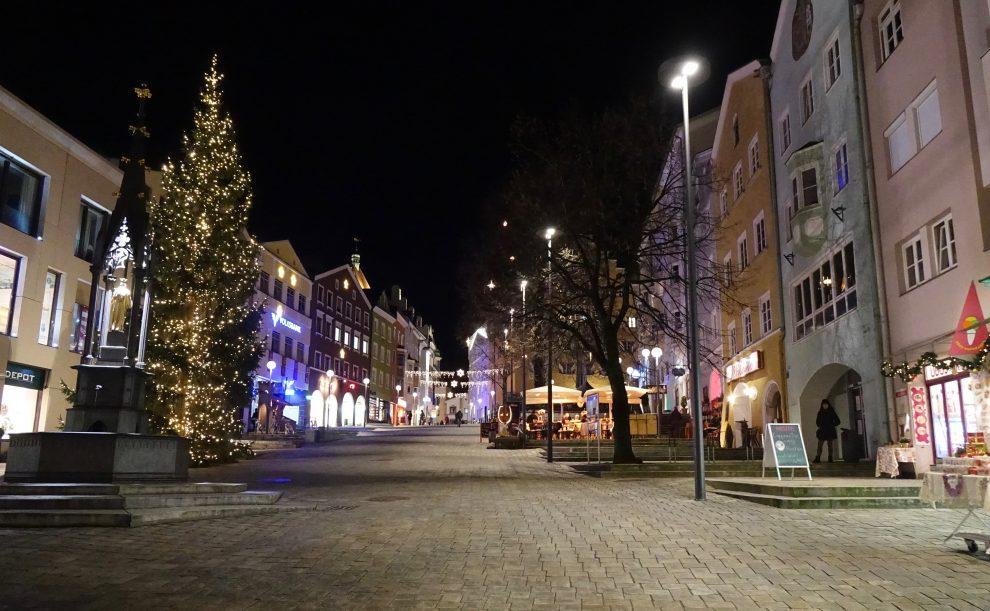 La Unterer Stadtplatz