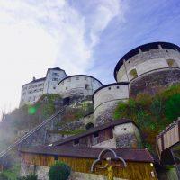La fortezza medievale.