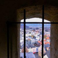 Kufstein vista dalla fortezza