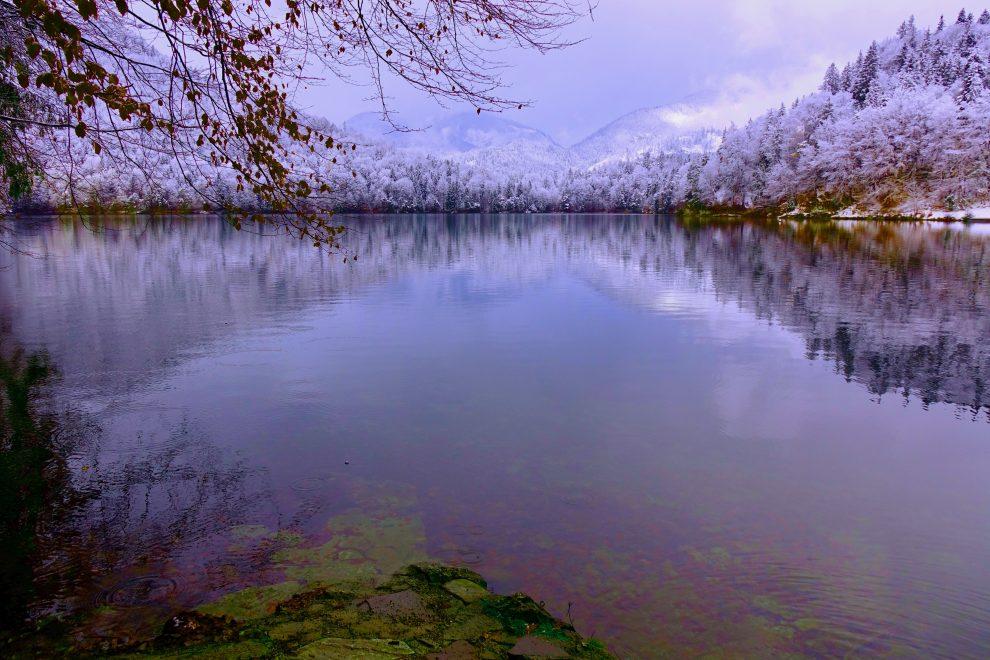 Il lago Hecht