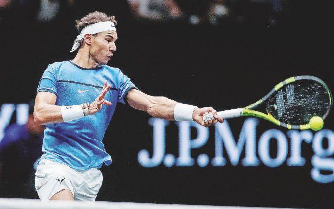 """The Rafa play"": così Nadal diventa (anche) icona gay"