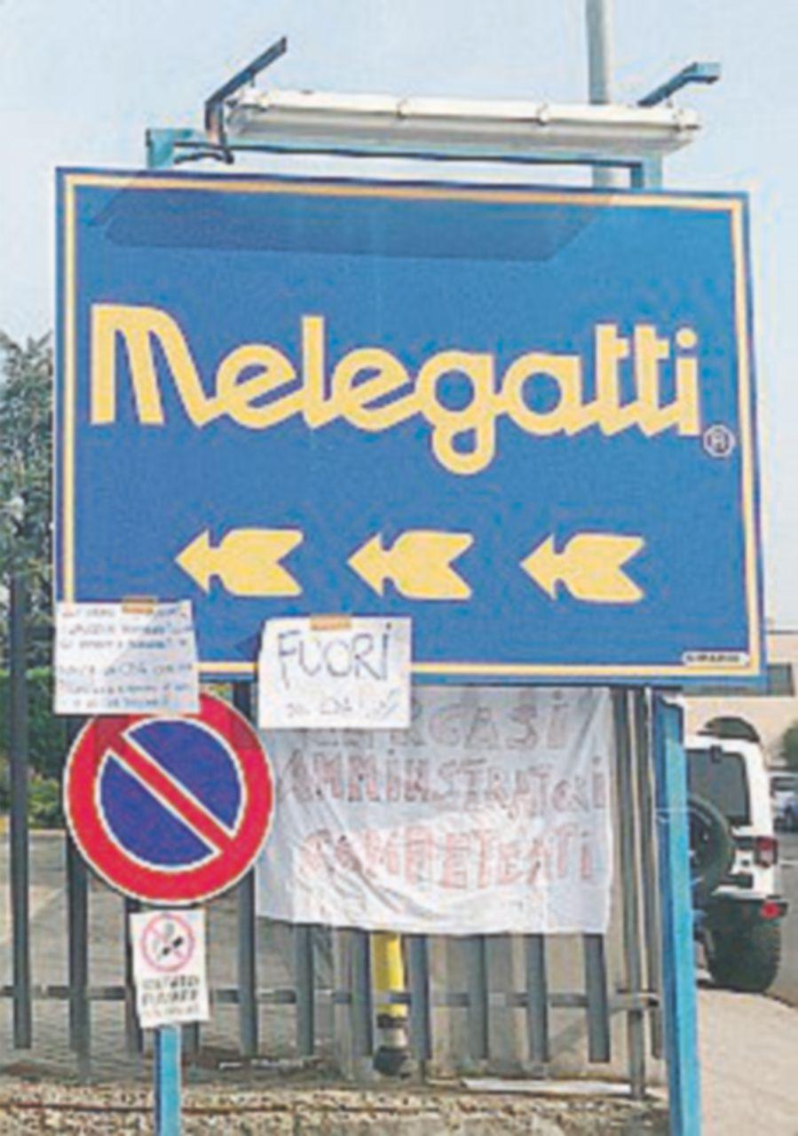 Melegatti, rientra per il momento la cassa integrazione