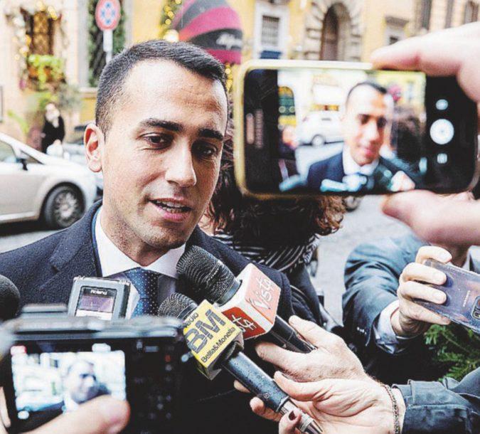 """Di Maio si espone: """"Non toccherò gli 80 euro"""""""