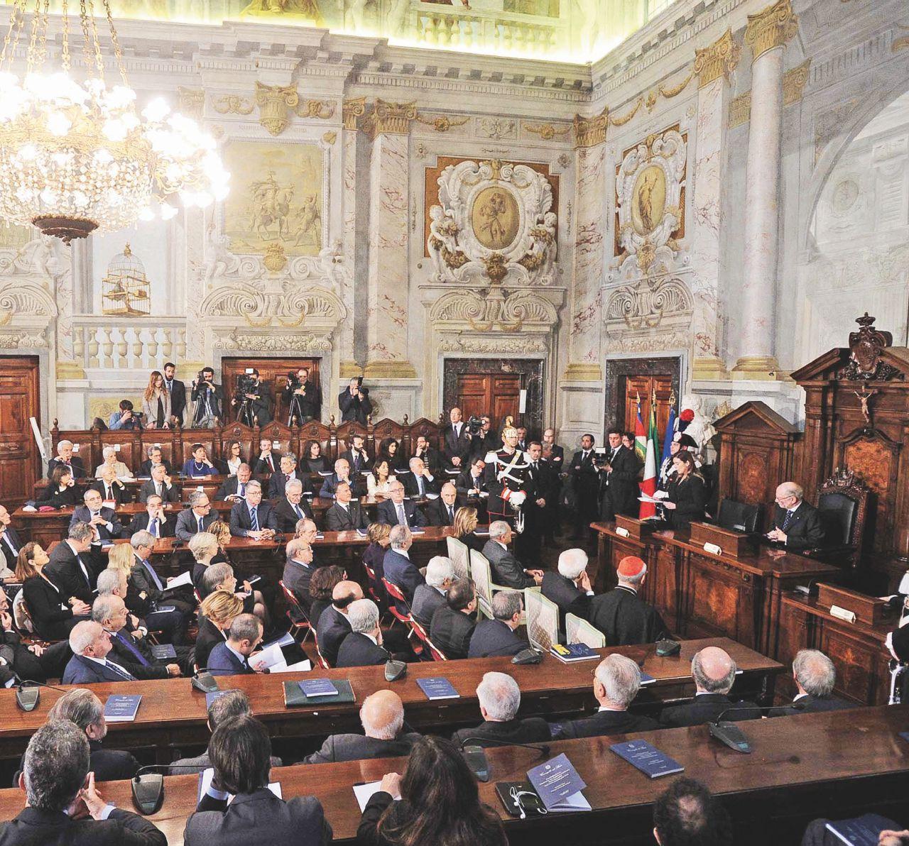 Consiglio di Stato, la casta di ordinaria Amministrazione