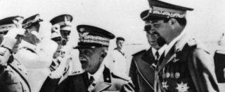 """Vittorio Emanuele III, Grasso: """"Rientro della salma un atto di compassione. Firmò leggi razziali, no revisionismo"""""""