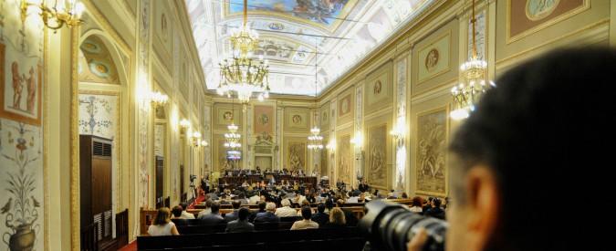 Sicilia, Di Mauro (centrodestra) e Cancelleri (M5s) eletti vicepresidenti dell'Ars. Polemiche per le schede segnate