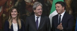 """Pd, Renzi: """"Mio consenso è in calo perché siamo al governo"""". Boschi: """"Banche? Pronta ad andare in commissione"""""""