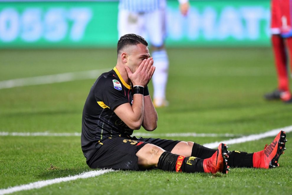 Illusione Benevento, rimonta Spal: doppio Floccari, finisce 1-2