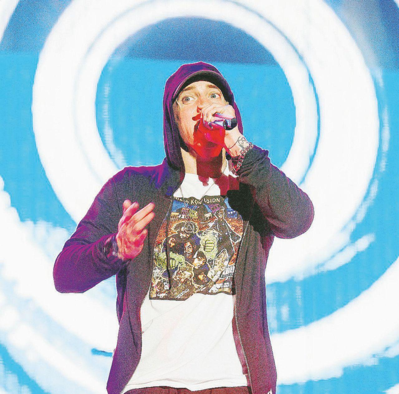 Persino Eminem ha bisogno di Ed Sheeran