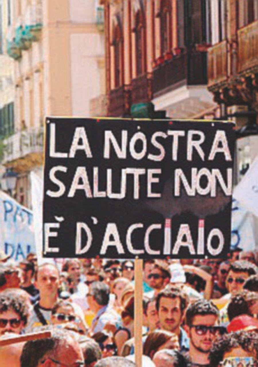 Registro dei tumori: a Taranto eccesso di morti e ammalati