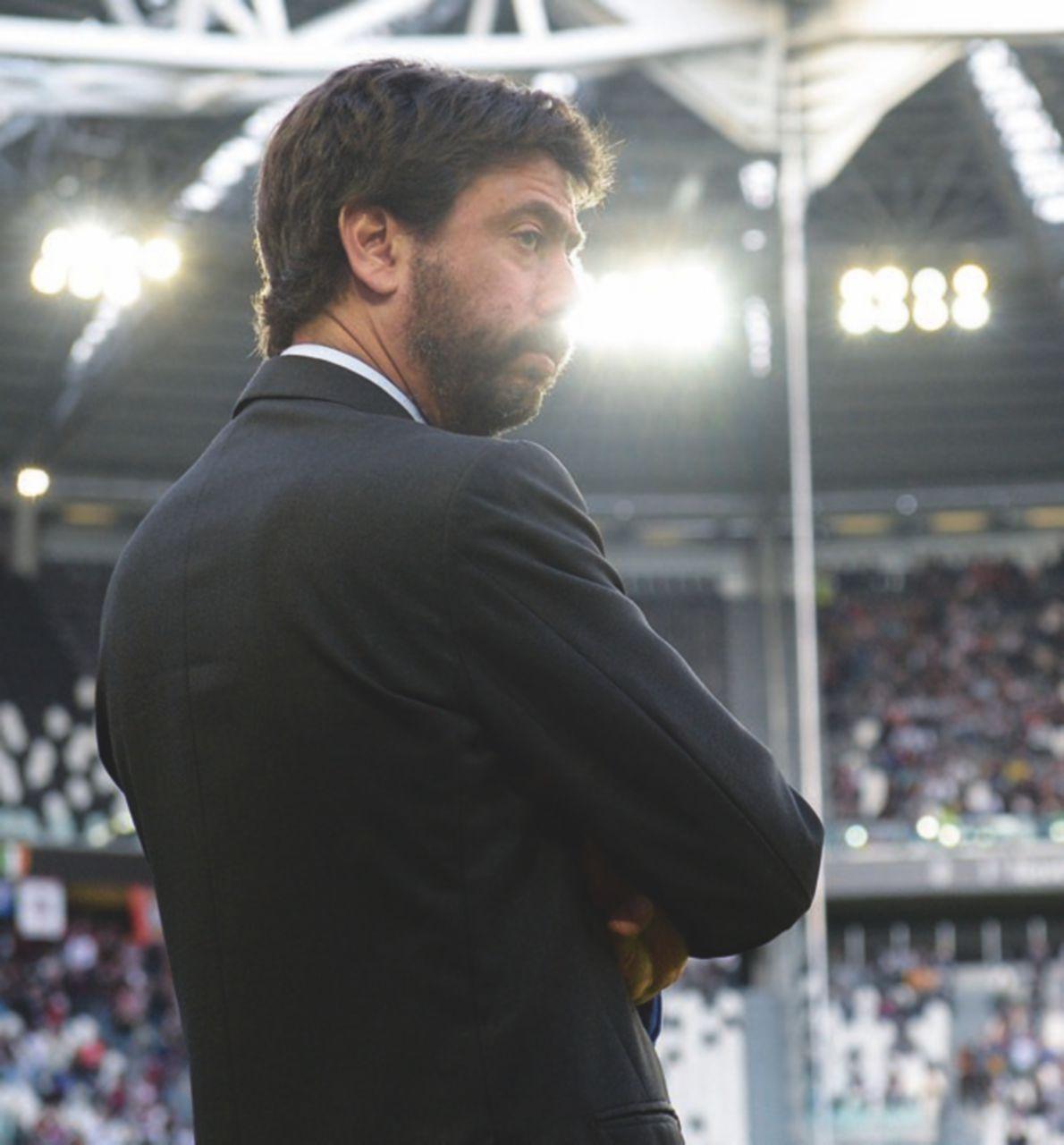 Juventus, cade l'inibizione del presidente Andrea Agnelli