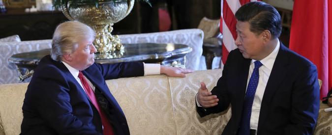"""Trump, nuova strategia sulla sicurezza: """"Cina e Russia rivali degli Stati Uniti"""". Pechino: """"Mentalità da Guerra Fredda"""""""