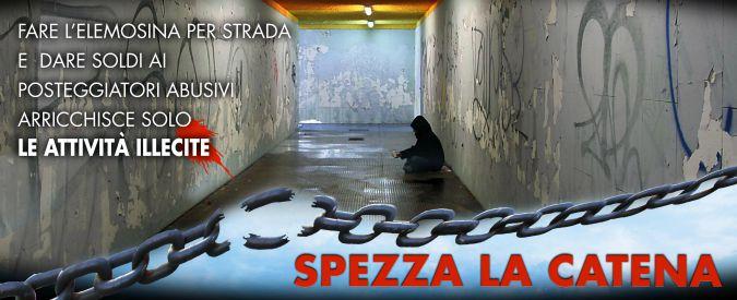 """Mendicanti, da Trieste a Como ordinanze contro chi chiede elemosina. Volontari: """"Ci hanno impedito di distribuire cibo"""""""