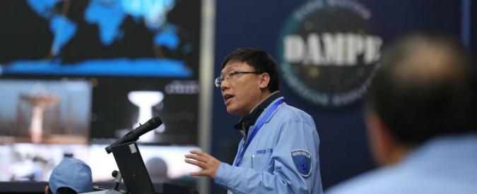 Il telescopio cinese parcheggiato in orbita in cerca di materia oscura