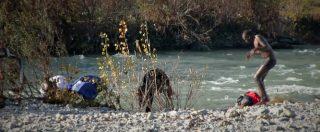 Minorenni all'inferno: tra i migranti sul greto del fiume Roja a Ventimiglia. E l'Italia viola le sue stesse norme