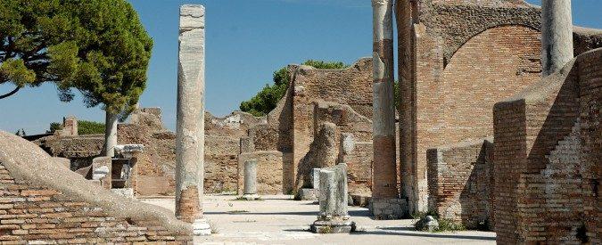 Ostia è un museo a cielo aperto. La sua bellezza può sconfiggere il male