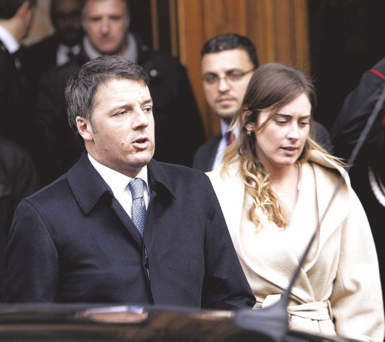 Ora Renzi spera che Boschi decida di non candidarsi