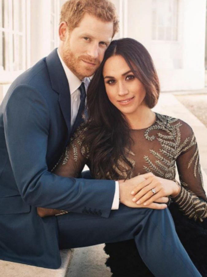 Matrimonio In Inghilterra : Harry d inghilterra e meghan markle ecco le prime foto ufficiali