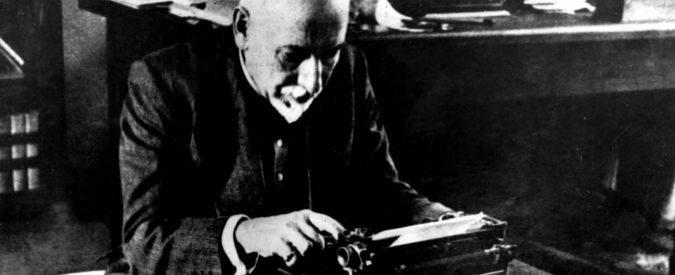 Luigi Pirandello a 150 anni dalla nascita e il 'tubo vuoto' del fascismo