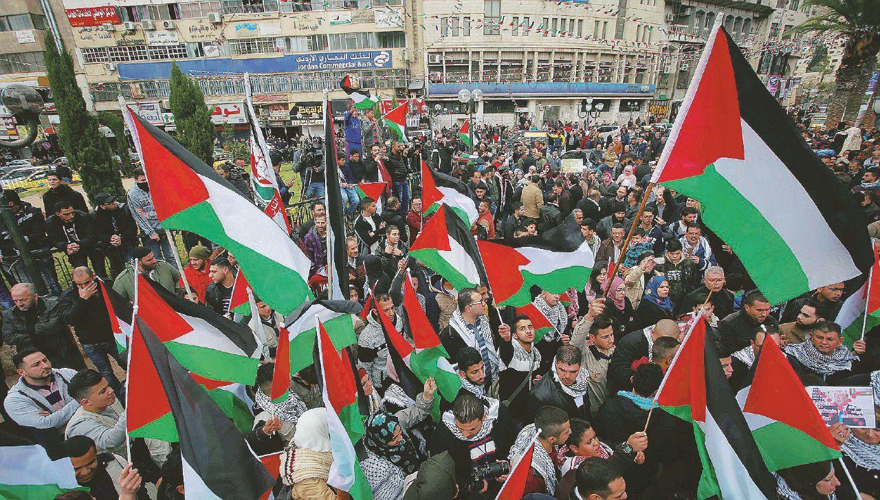 Senza patria né eredi: il viale del tramonto di Abu Mazen