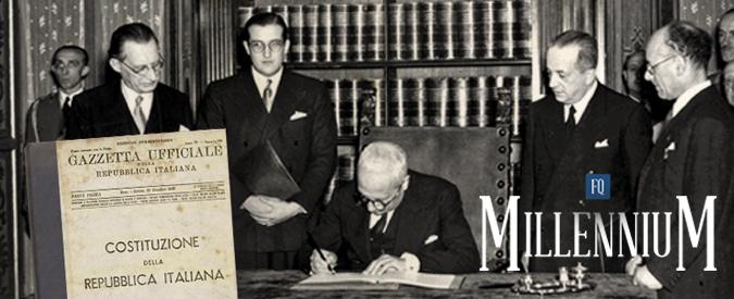 Costituzione 70 anni dopo: dal lavoro alla giustizia sociale fino all'economia, la nostra Carta tradita dalla politica