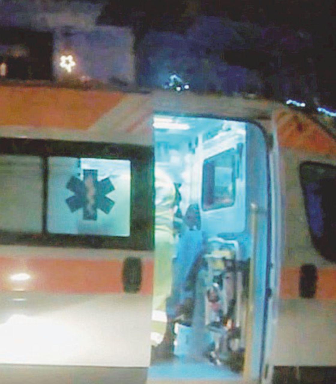 Catania, capolinea per l'ambulanza della morte
