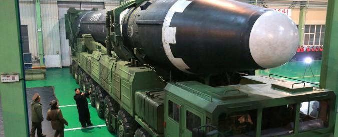 """Corea del Nord, Seul: """"Pyongyang vuole armare missili con testate all'antrace"""""""