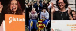 """Catalogna, la disfatta di Madrid: trionfo degli indipendentisti, scomparso il Partito Popolare. Puigdemont: """"Tocca a noi"""""""