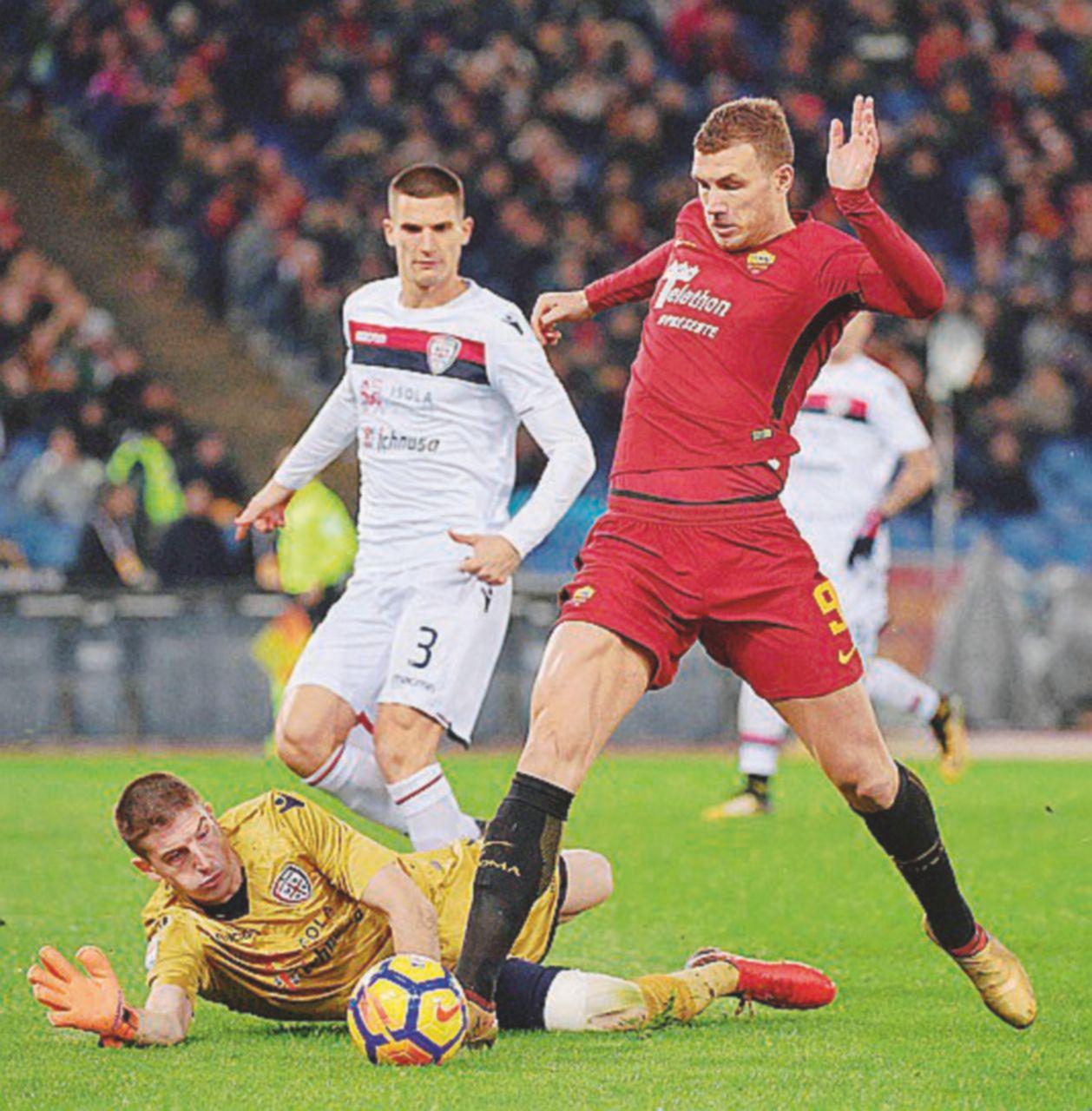 Juve-Roma, 6-0 per i padroni di casa