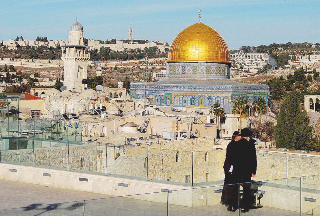 Gerusalemme val bene un processo