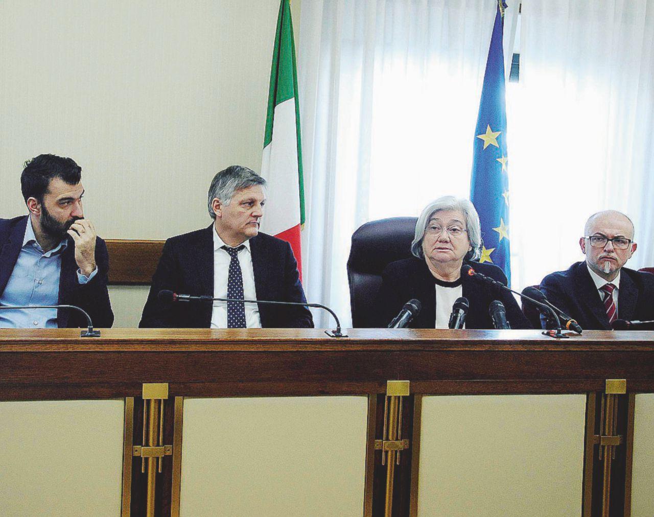 """""""Massoni 4 assessori su 5 nella città di Messina Denaro"""""""