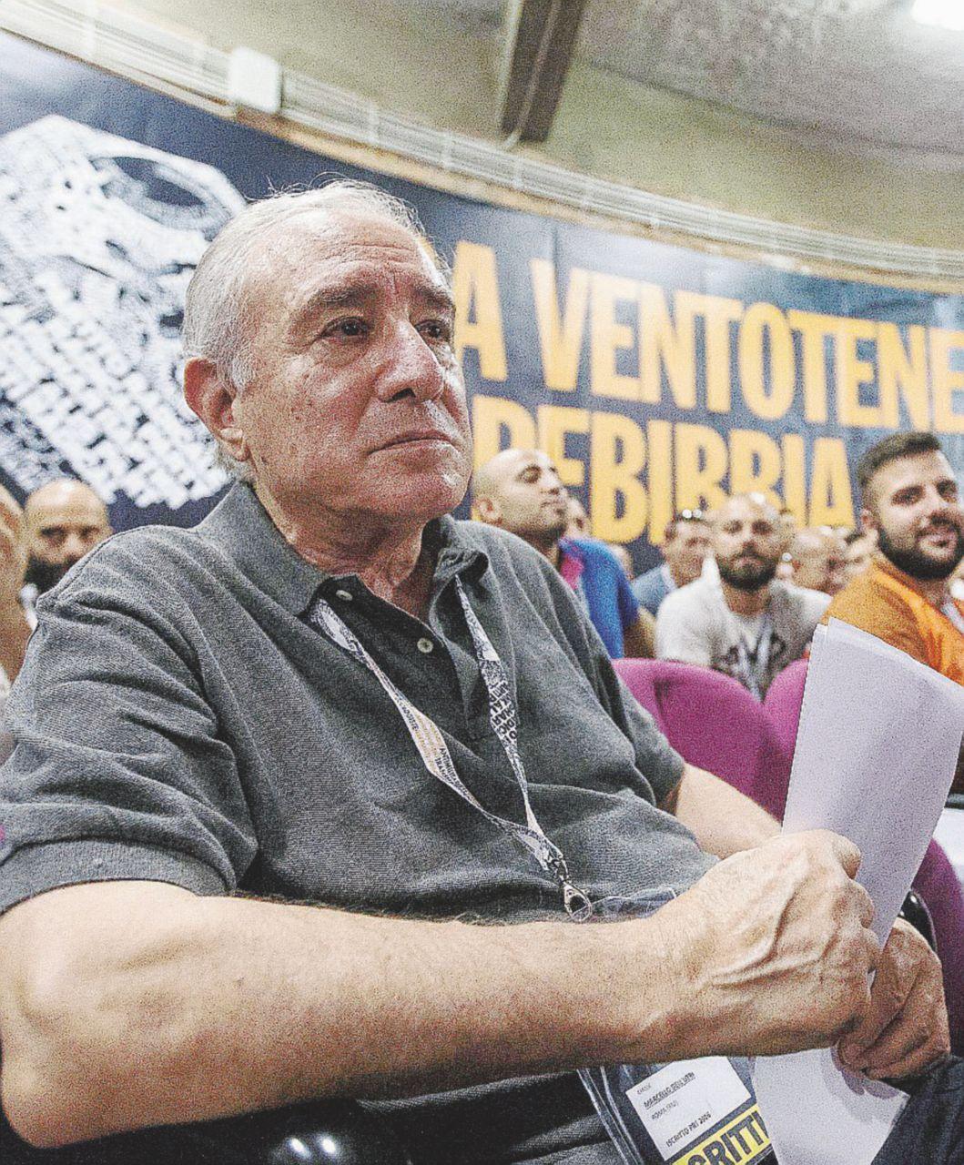 Caso Dell'Utri, tocca al Pg di Palermo gestire la situazione