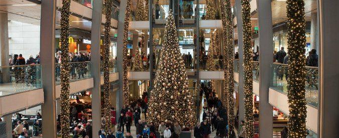 Buon Natale Que Significa.Negozi Aperti Anche A Natale Ma C E Poco Da Festeggiare Il Fatto