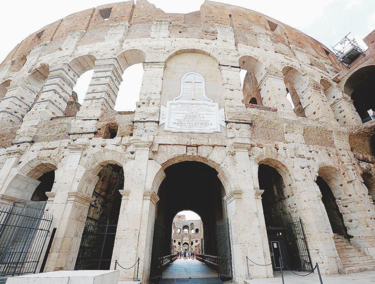 """""""Hai affittato il Colosseo? Ora devi pagare il conto"""""""