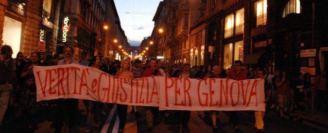 G8 Genova, se Caldarozzi è un esempio sono felice di non aver avuto premi