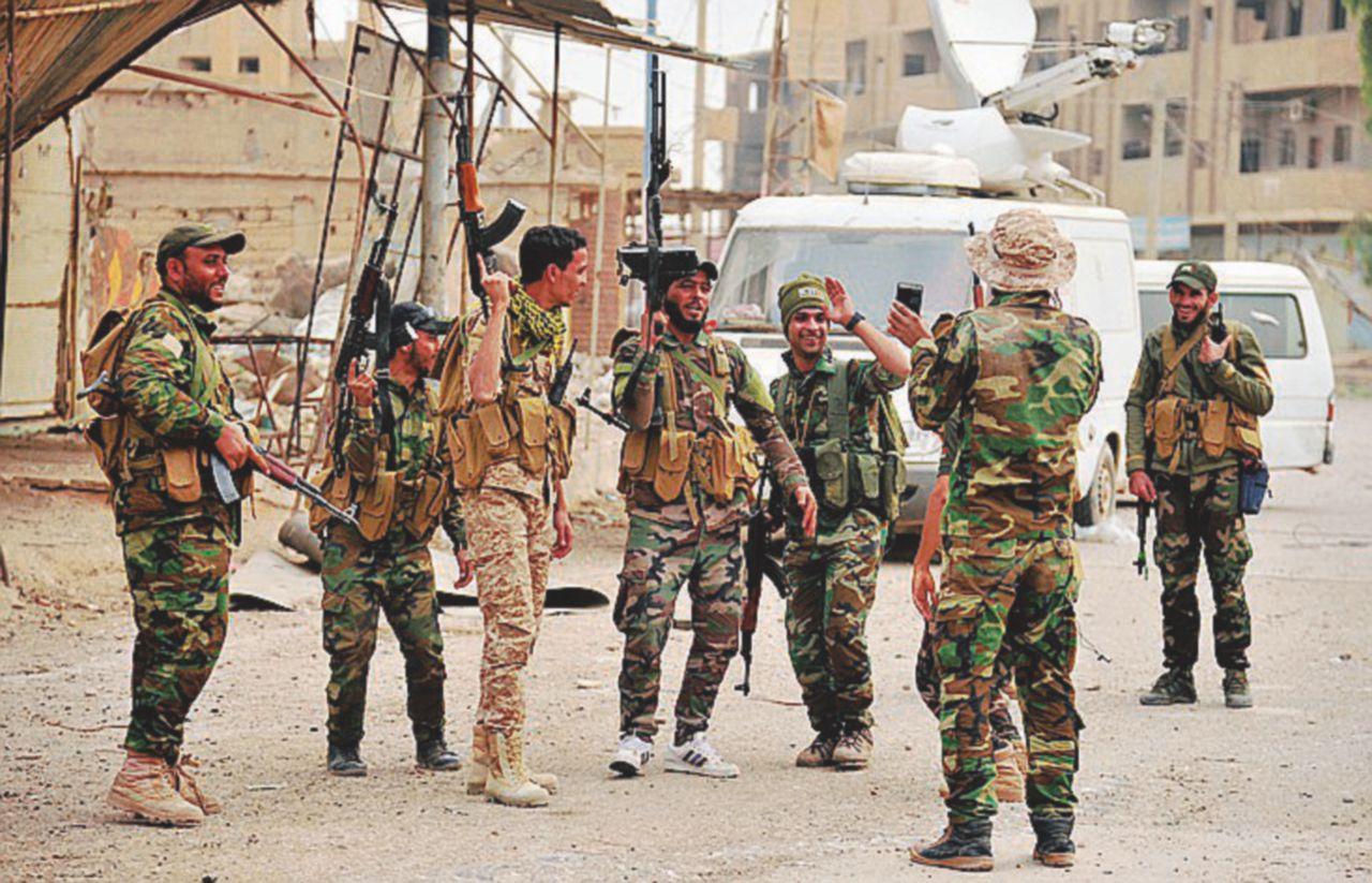 Altro che tombola, in Siria è di moda il doppio gioco