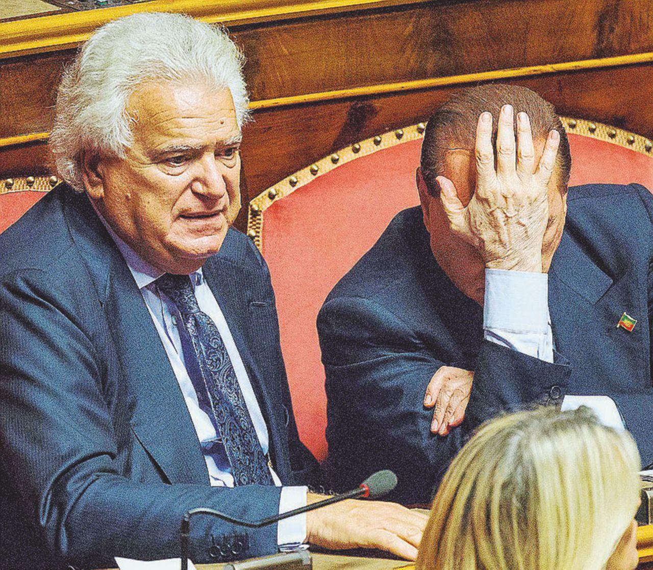 """Verdiniani & affini: le """"facce da mostro"""" del Parlamento n.17"""