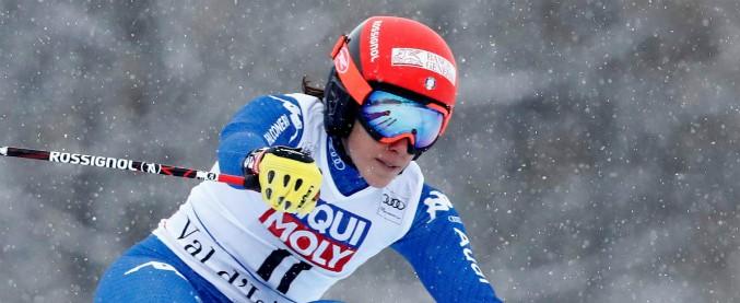 Sci, Federica Brignone vince il gigante di Lienz. Altro successo azzurro dopo il trionfo di Dominik Paris a Bormio