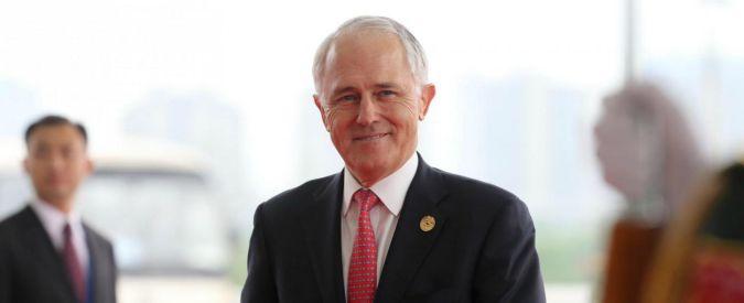 Australia, primo ministro multato perché senza giubbotto salvagente. In Italia sarebbe successo lo stesso?