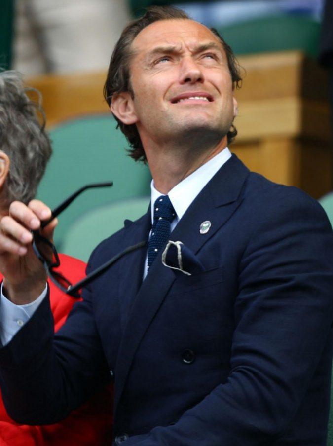 Del perché sapere che Jude Law non ha un profilo Instagram (ma Pablo Vezagni sì) mette di buon umore