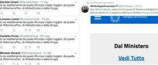 """Twitter, non solo i terremotati: dall'Ilva a Israele, la rete di utenti falsi porta a una società romana che dice: """"Noi estranei"""""""