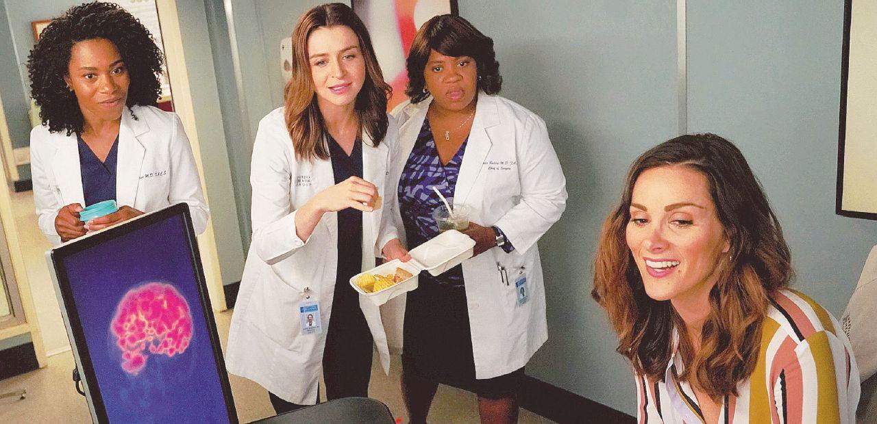"""Grey's anatomy. """"Vi racconto com'è lavorare in quel cast"""""""