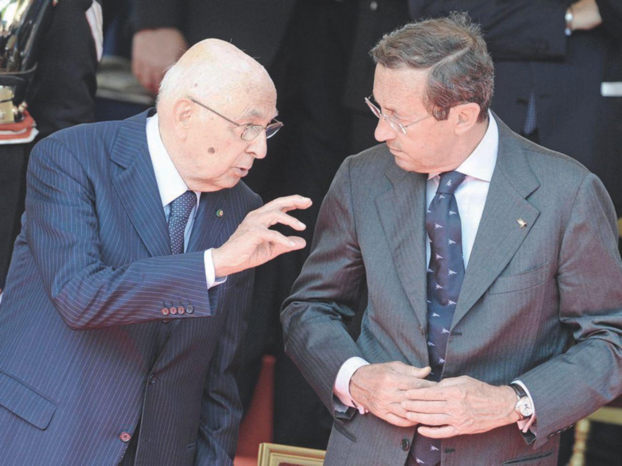 """Il verbale di Laboccetta: """"Fini voleva far cadere B. su ordine di Napolitano"""""""