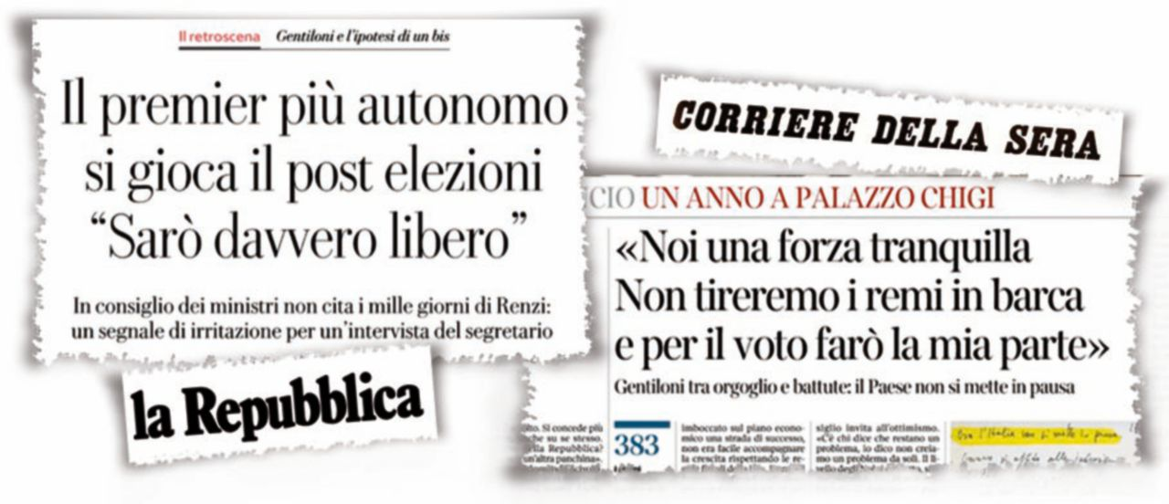 Paolo & Giornaloni: abbraccio mortale