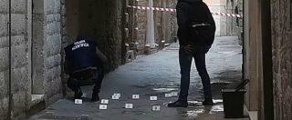 """Bitonto, sparatoria in strada: ferito giovane con precedenti penali. Uccisa una donna. """"Forse usata come scudo"""""""
