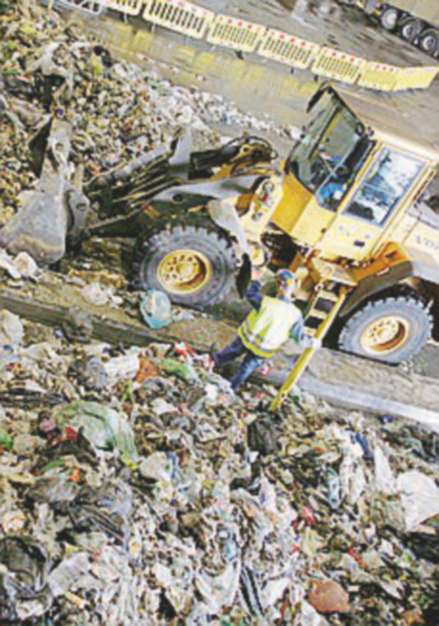 L'Emilia-Romagna  dice sì: smaltirà i rifiuti del Lazio