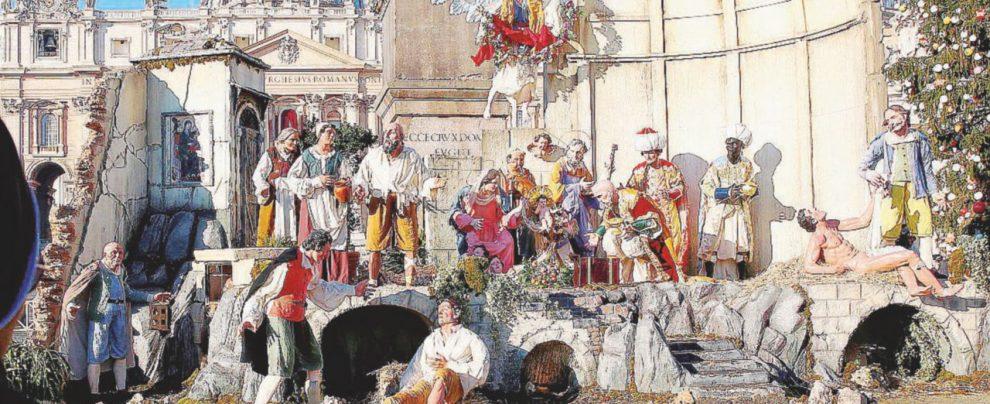 Vaticano, il presepe filogay scatena la destra clericale