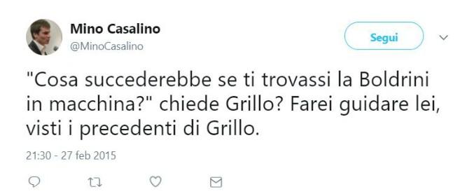 Twitter, nuovi profili falsi: post sulla disabilità e di Zucconi contro Grillo. Ed ecco altri legami con la società romana