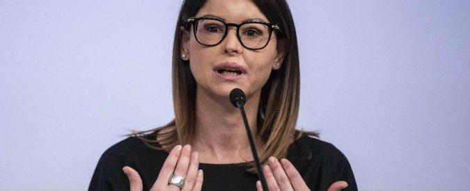 Lucia Annibali: la critica politica è una cosa, la violenza di genere un'altra